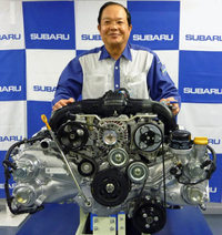 Subaru2010newengine